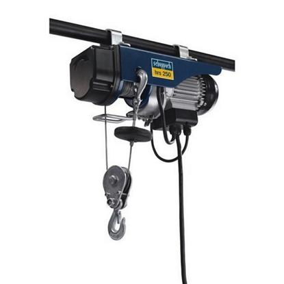 Picture of SCHEPPACH Elektriskais virves pacēlājs HRS 250