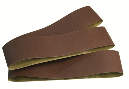 Изображение SCHEPPACH Slīpēšanas lentes G180, 3 gab. BTS 800