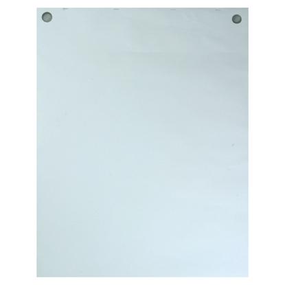 Изображение SMILTAINIS Papīra bloks   Flipchart, 60 x 85 cm, 20 lapas, 80g/m2, balts (P-TR20)