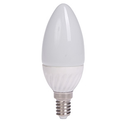 Attēls no Spuldze Candle LED 4.5W E14 2800K 300lm