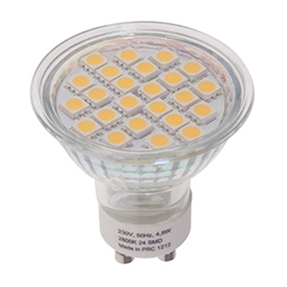 Picture of Spuldze LED 3.5W GU10 24SMD