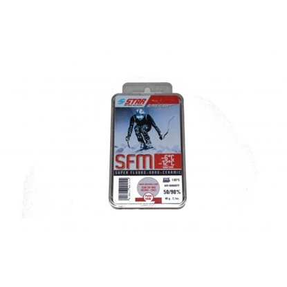 Attēls no STAR SKI WAX Alpine Flash SFM / -6...-12 °C