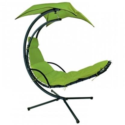 Attēls no Šūpuļkrēsls Dream 205cm zaļš