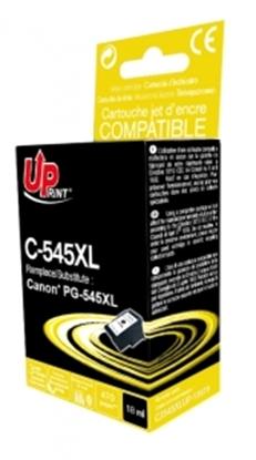 Attēls no Tintes kārtridžs UPrint Canon PG-545XL Black