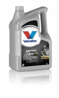 Attēls no VALVOLINE Automātiskās transmisijas eļļa HD ATF PRO 5L