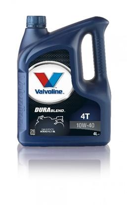 Attēls no VALVOLINE Dzinēja eļļa 4T DURABLEND 10W40, 4 L