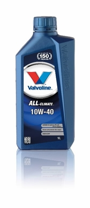 Attēls no VALVOLINE motor oil ALL CLIMATE 10W40 1L