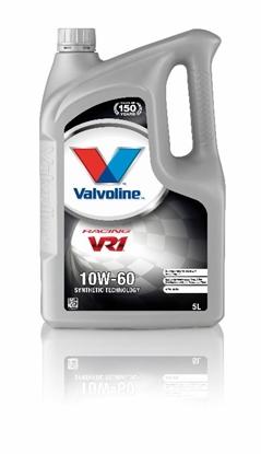 Attēls no VALVOLINE Motoreļļa VR1 Racing 10W60, 5L