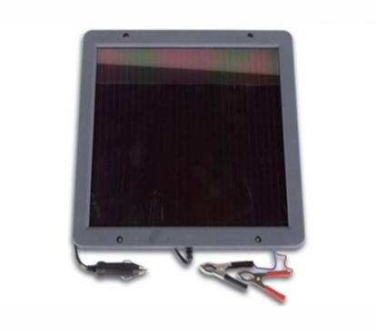 Attēls no (SOL6N) velleman Saulės baterija 13.5V 5W