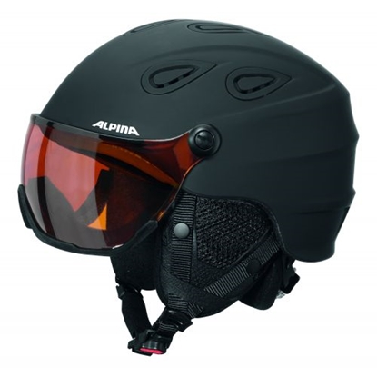 Picture of ALPINA SPORTS Grap Visor HM / Violeta / 57-61 cm