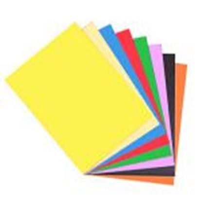 Attēls no Aplikāciju papīrs A4 8 krāsas (12lap.) divpusējs