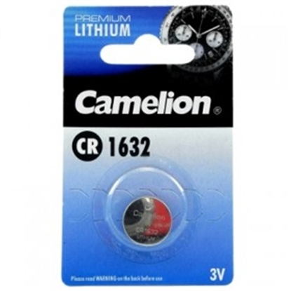 Attēls no Camelion CR1632-BP1  CR1632, Lithium, 1 pc(s)