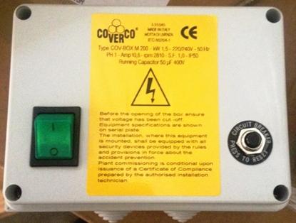 Attēls no COV-BOX M75 0.55kw 230V