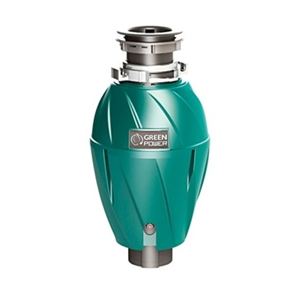 Picture of Elleci Food waste disposers TDH00500 375 W, 1070 ml, 2800 RPM, Green