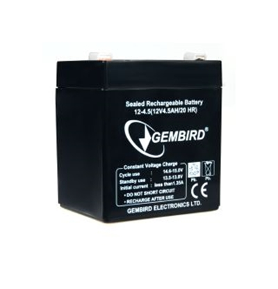 Изображение GEMBIRD Rechargeable battery 12V/4.5AH