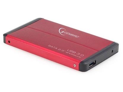 """Attēls no Kastīte cietajam diskam Gembird 2,5"""" HDD SATA USB 3.0"""