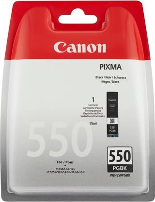Изображение Tintes kārtridžs Canon PGI-550Bk Black