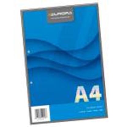 Attēls no Lapas AURORA A4/100 lap.rūtiņu ar 2 caur. 4 krāsas lapas