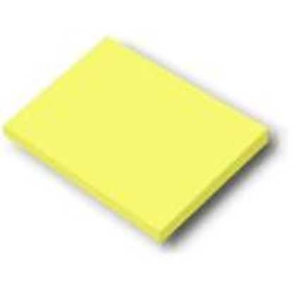 Attēls no Līmlapiņas 51x76mm,  dzeltenas