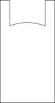 Attēls no Maisiņi ar rokt.40x16x70/20mik,  HDPE