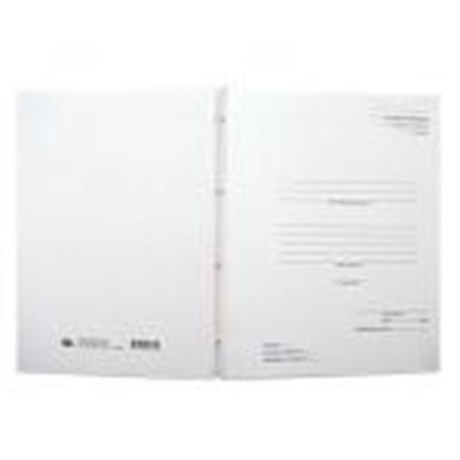 Изображение Mape arhīva A4 ar auklu dokumentu iesiešanai,  ar apdruku