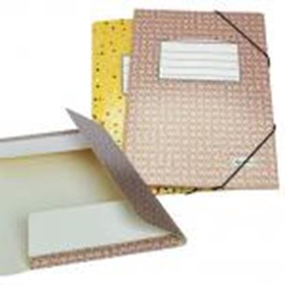 Изображение Mape Multi-S A4 kartona ar gumiju,  pelēki-raiba krāsa