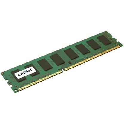 Attēls no Crucial 4 GB, DDR3, 1600 MHz, PC/server, Registered No, ECC No