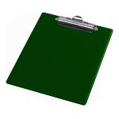 Изображение Planšete A5 Focus tumši zaļa krāsa