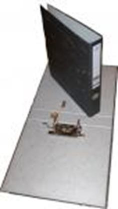 Attēls no Reģistrs MARMOR A4/50mm melns