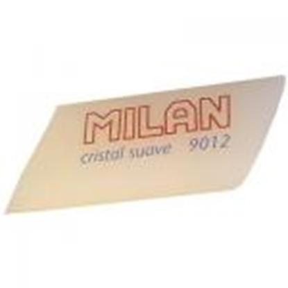 Attēls no *Dzēšgumija MILAN 9012 Cristal suave