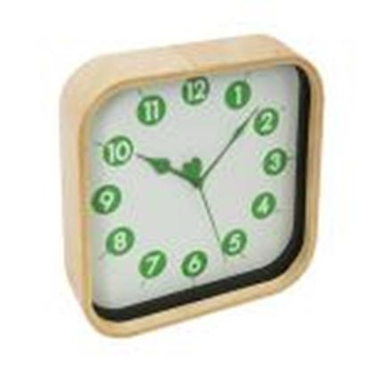 Attēls no *Sienas pulkstenis Morning zaļš PZMGC Platinet
