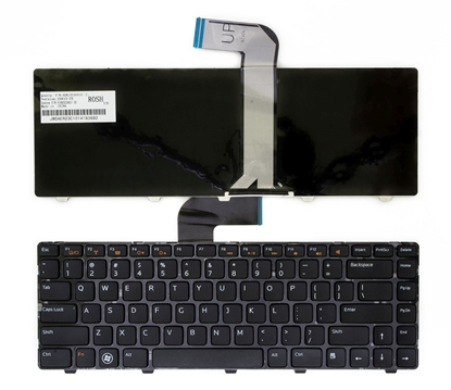 Picture of Keyboard DELL Inspiron 14R: 3420, 3520, 5520, 7520, N5040, N5050, L502x