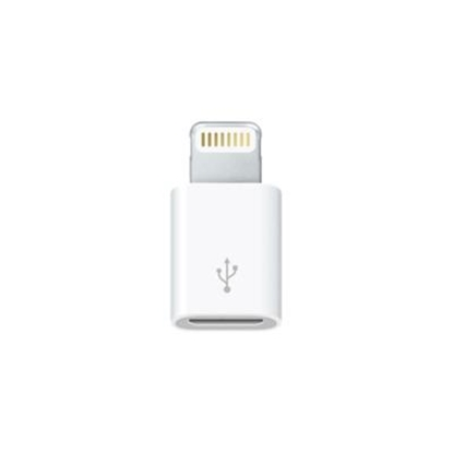Изображение APPLE   LIGHTNING TO MICRO USB ADAPTER