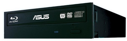 Attēls no ASUS BW-16D1HT optical disc drive Internal Black DVD Super Multi