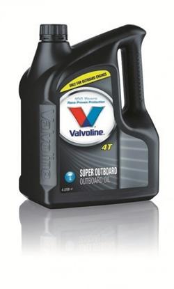 Изображение VALVOLINE Dzinēja eļļa 4T SUPER OUTBOARD, 4 L