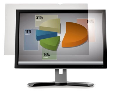 "Attēls no 3M AG230W9B Anti-Glare Filter for LCD Monitor 23"" Clear, 510 x 287 mm"