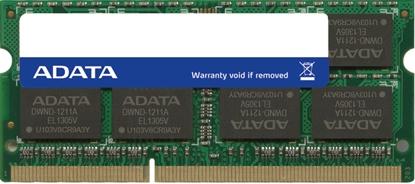 Изображение ADATA ADDS1600W4G11-S 4GB DDR3 1600MHz memory module