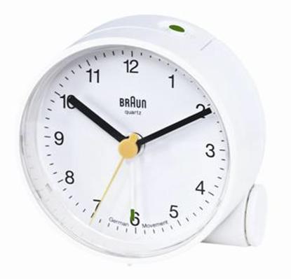 Изображение Braun BNC 001 Alarm Clock white