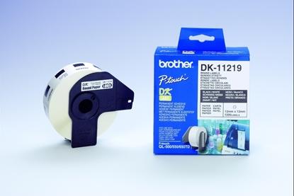 Attēls no BROTHER Etiķetes DK11219,