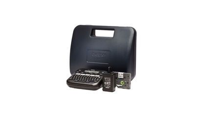 Picture of Brother PT-D210VP label printer Thermal transfer 180 x 180 DPI QWERTY