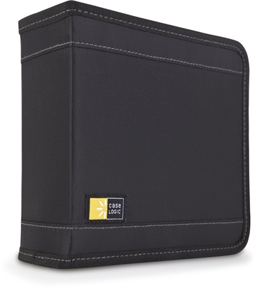 Изображение Case Logic CD Wallet Nylon, 32 discs, Black