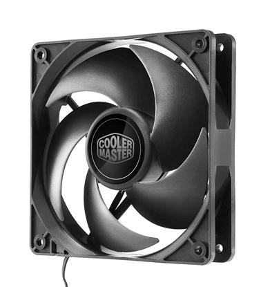 Attēls no Cooler Master Silencio FP 120 Computer case Fan 12 cm Black
