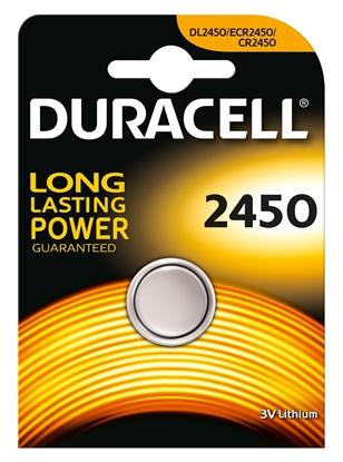 Изображение Baterija Duracell DL2450