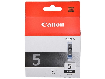 Attēls no Canon PGI-5Bk Original Black 1 pc(s)