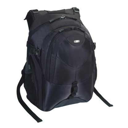 "Изображение Dell Campus Fits up to size 16 "", Black, Shoulder strap, Neoprene, Backpack"