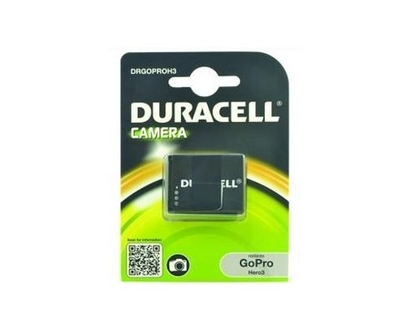 Attēls no Duracell Li-Ion Akku 1000 mAh for GoPro Hero 3