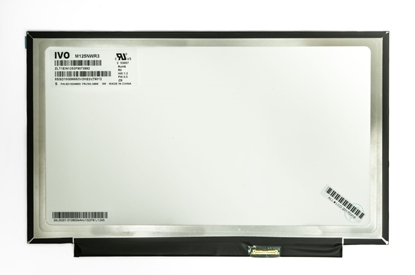 "Picture of LCD screen 12.5"" 1366×768 HD, LED, IPS, SLIM, matte, 30pin (right) EDP, A+"