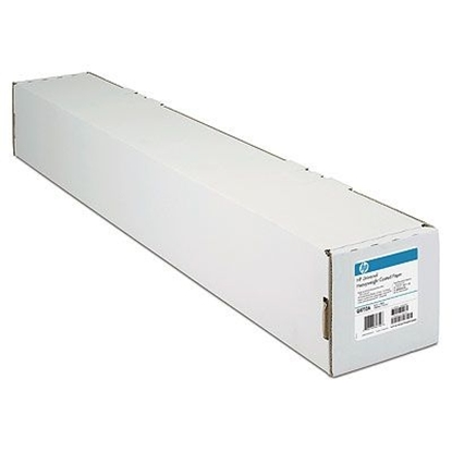"Attēls no HP Bright White Paper 610mm x 45m A1/24""roll (90 g/m2)"