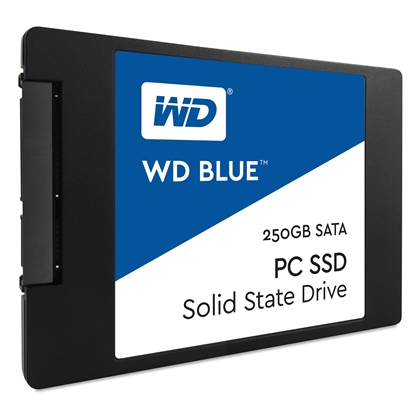 Изображение Western Digital Blue PC SSD 250GB Serial ATA III