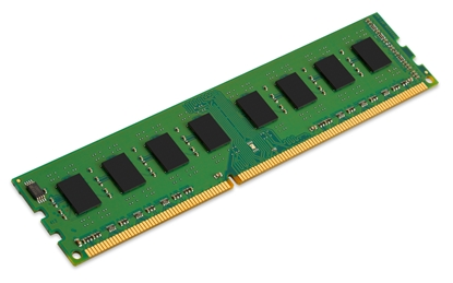 Attēls no Memory Module | KINGSTON | DDR3 | Module capacity 4GB | 1600 MHz | CL 11 | 1.35 V | Number of modules 1 | KVR16LN11/4